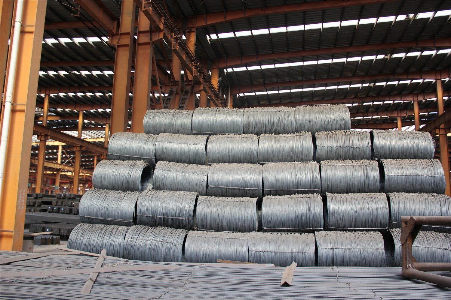 China Low Carbon Steel Wire Rod 5.5mm - China Wire Rod, Wire Rods