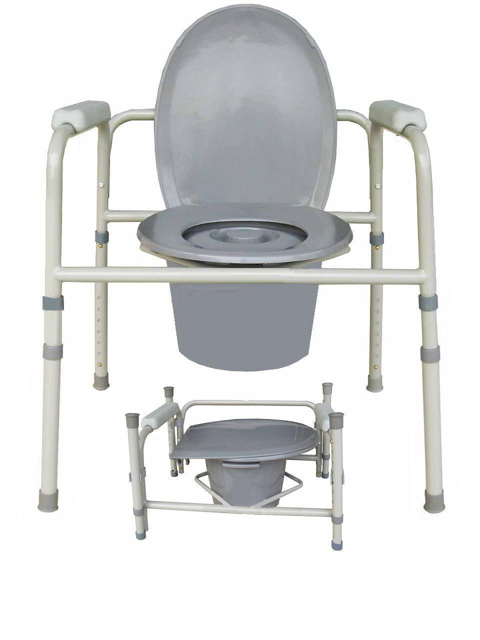 China medical equipment adjustable plastic toilet chairs elderly china commode commode chair