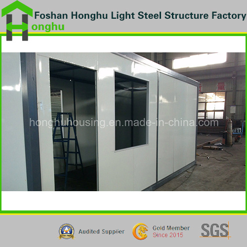 Prefabricated Porta Cabins Container House for Private Living Accommodation