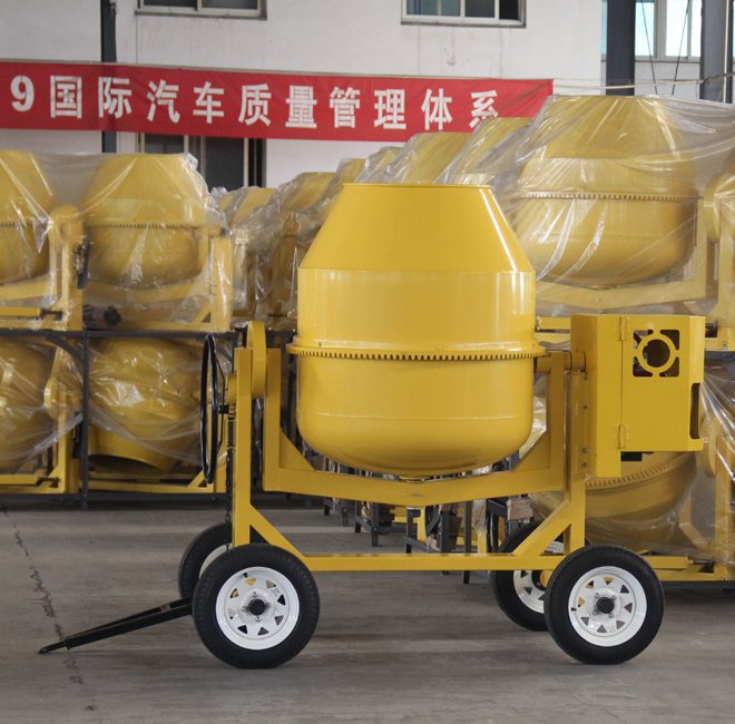 Cm800 (CM50-CM800) Zhishan Portable Electric Gasoline Diesel Cement Mixer pictures & photos