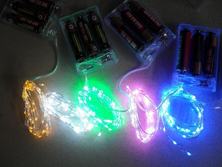 [Hot Item] Mini LED Copper String Light for Crafts