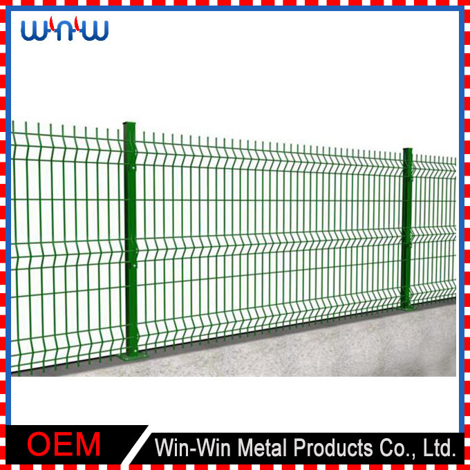 China Security Privacy Welded Wire Metal Fence Square Cheap Garden ...