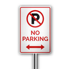 """CUSTOM PERSONALIZED /""""SAFETY SIGN/"""" Metal Aluminum Parking Safety Sign"""