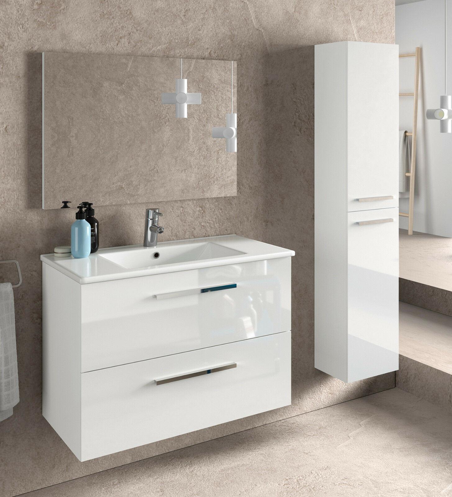 China Bathroom Furniture Set 2 Drawers