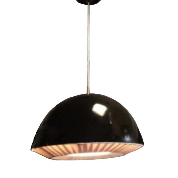 D45 Contemporary Indoor Black Metal Hanging Suspension Pendant Lamp Light for Dinging Room pictures & photos