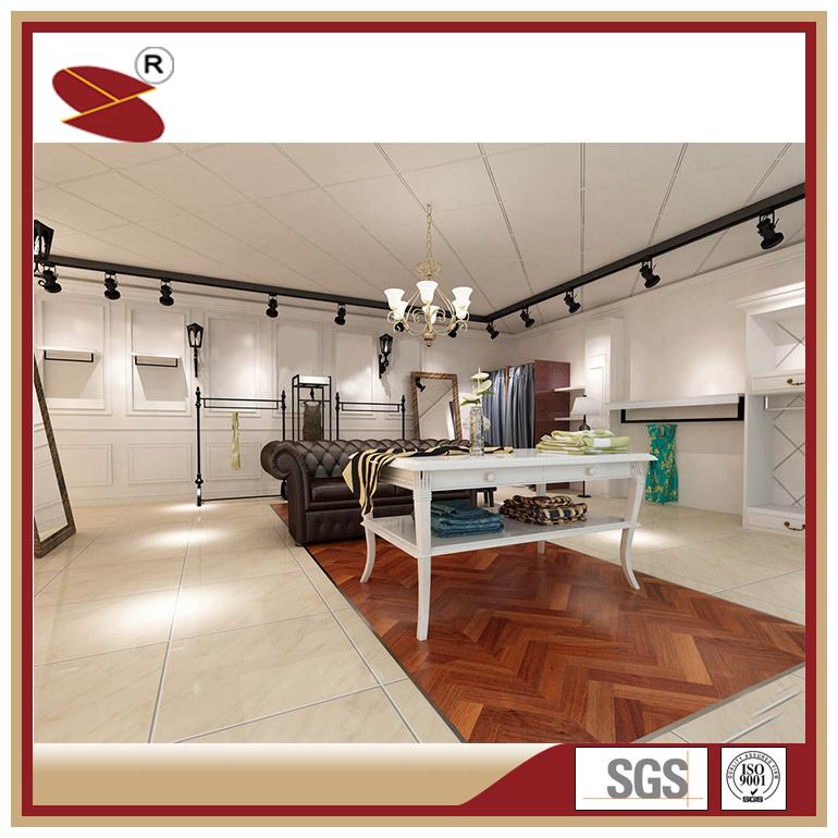 China Wholesale Film Coated Metal Aluminum Ceiling Tiles 600x600
