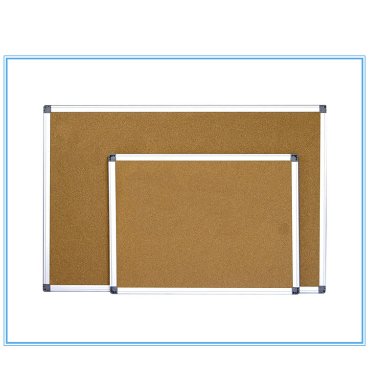 Factory Hot Sales Cork Board and Whiteboard Notice Borad