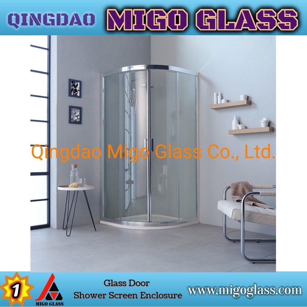 China 6mm 12mm Bathroom Shower