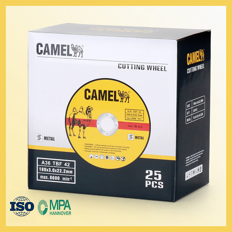 T42 Cutting Disc for Steel of 180mm pictures & photos