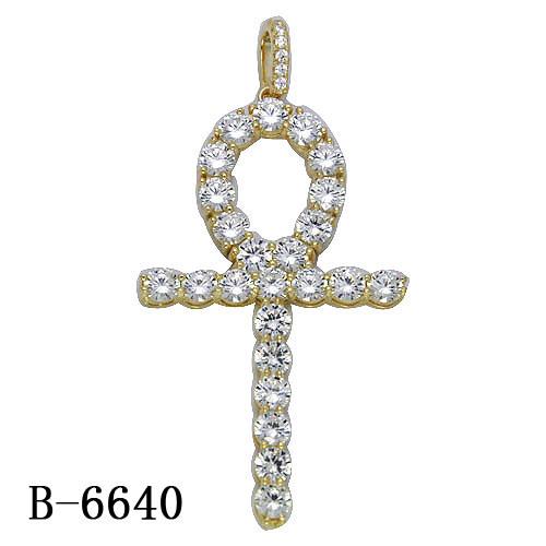 China Hip Hop Jewelry Silver Diamond Cross Pendant Factory Wholesale ... 9c720fa05