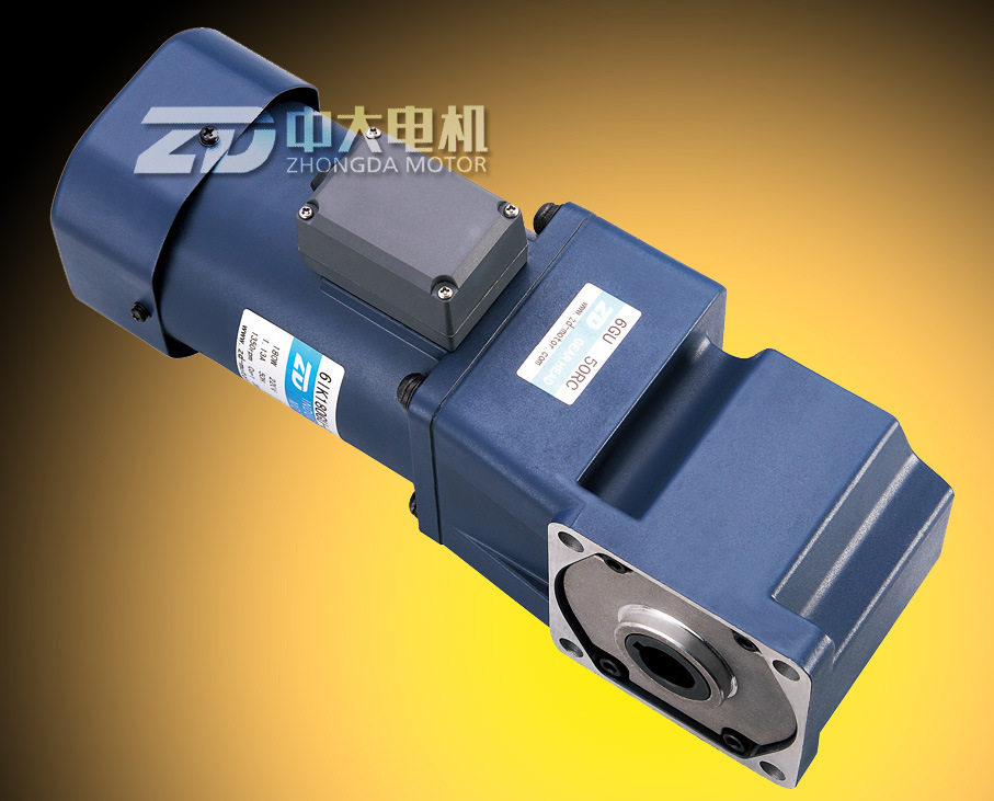 AC Right Angle Gear Motor--Spiral Bevel Angel (6IK120GU-CTF / 6GU 50RC) pictures & photos