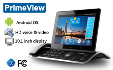 [Hot Item] Android IP Phone, 720p HD 10 1