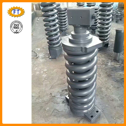 China Undercarriage Track Recoil Spring For Jcb Excavatoe Spare Parts China Recoil Spring Track Recoil Spring