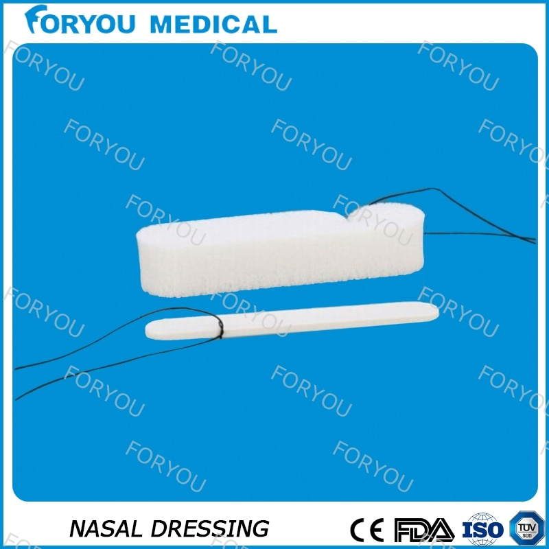 Wound Suction Sponge Nasal Dressing Disposable Sterile Dressing pictures & photos