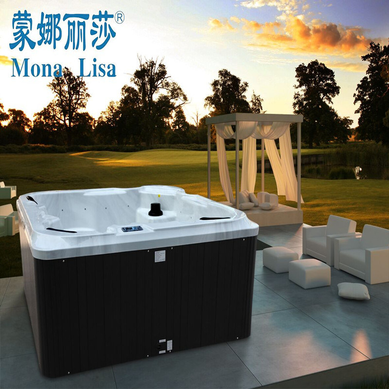 China 2016 New Arrival Adjustable Jetted Hot Whirlpool Tub for ...