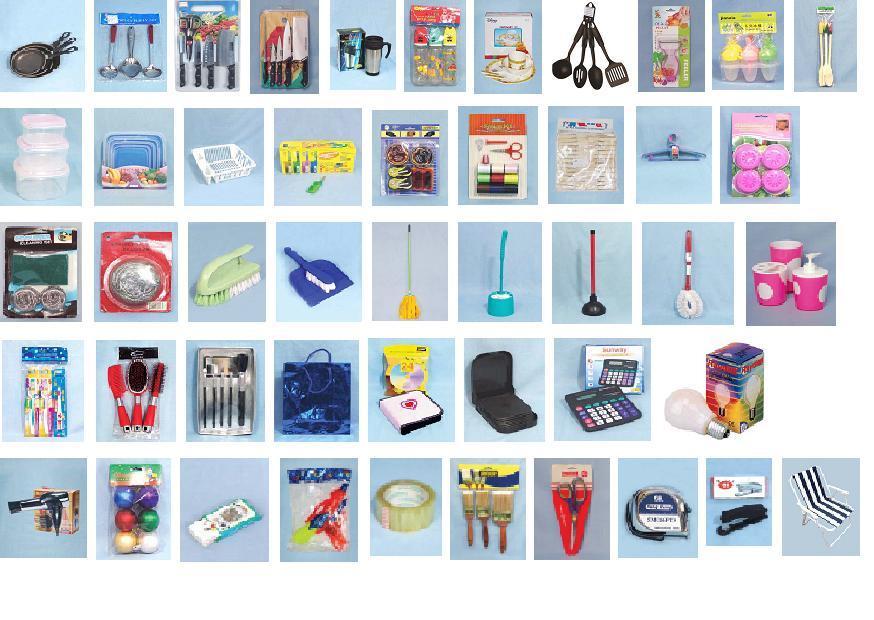 China Dollar Store (Kitchen & Household Items) - China