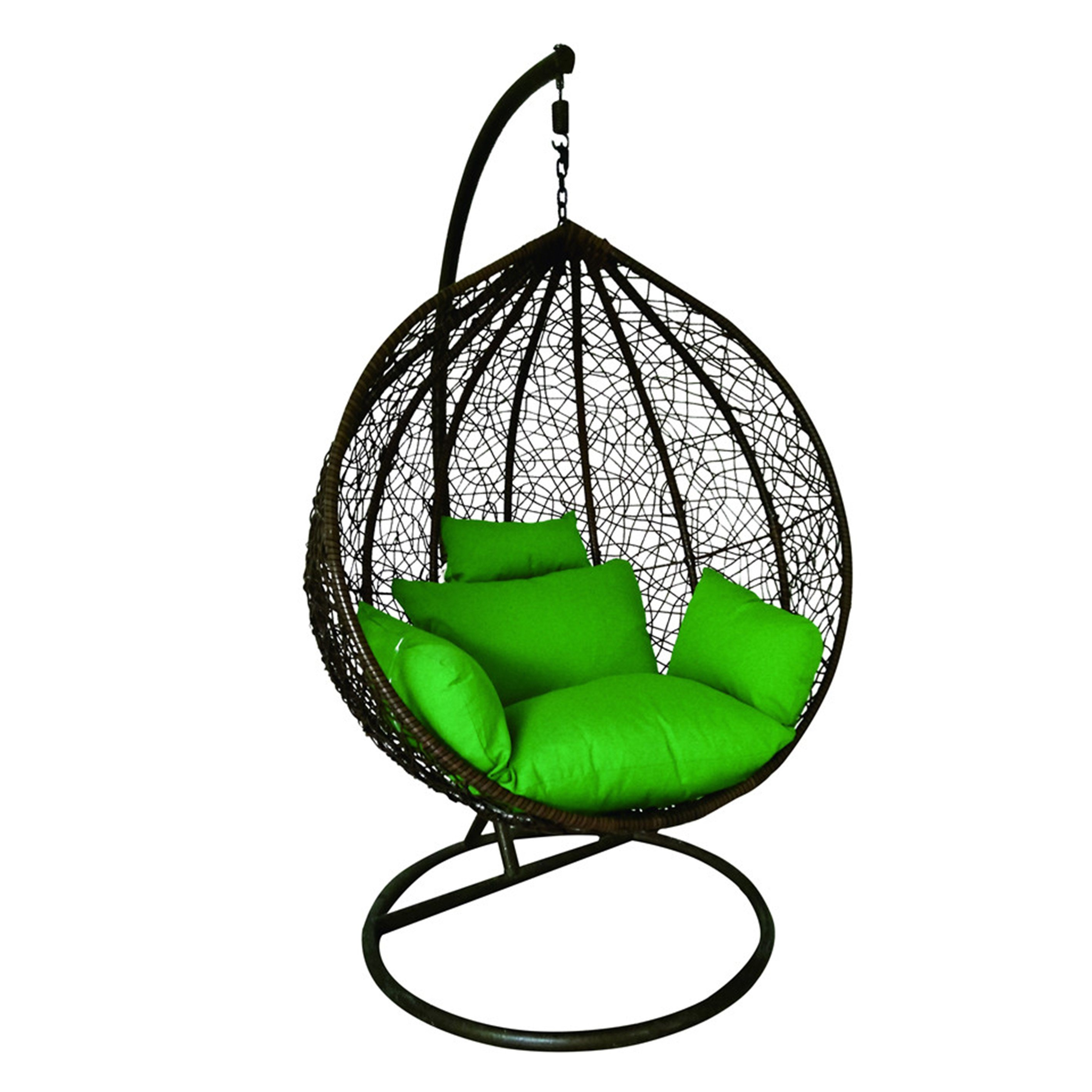 Mid Century Rattan Chair, China Cheap Price Indoor Outdoor Patio Rattan Wicker Hanging Egg Swing Chair With Metal Stand China Garden Egg Chair Outdoor Wicker Chairs