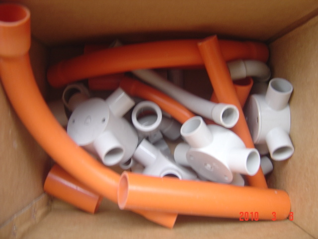 as/Nzs 2053 UPVC Electric Conduits and Fittings