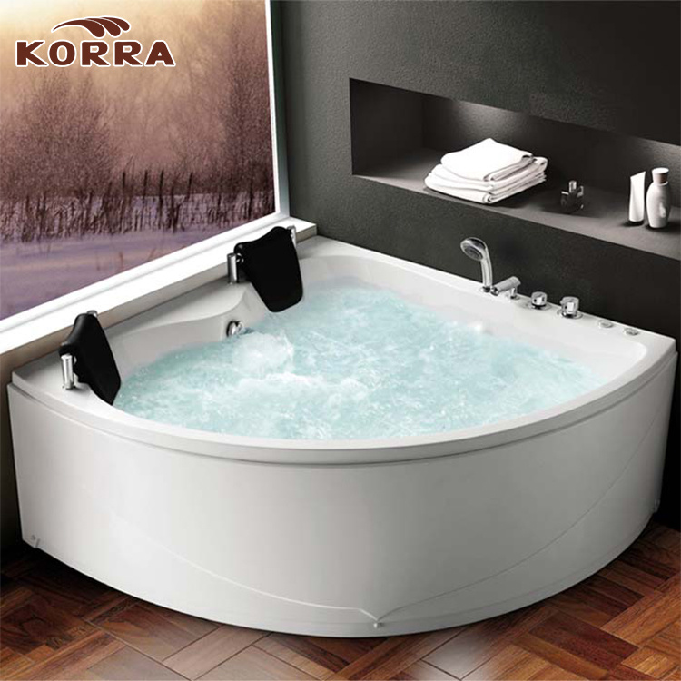 China Acrylic SPA Bathtub with Massage, Air Bubble Function - China ...