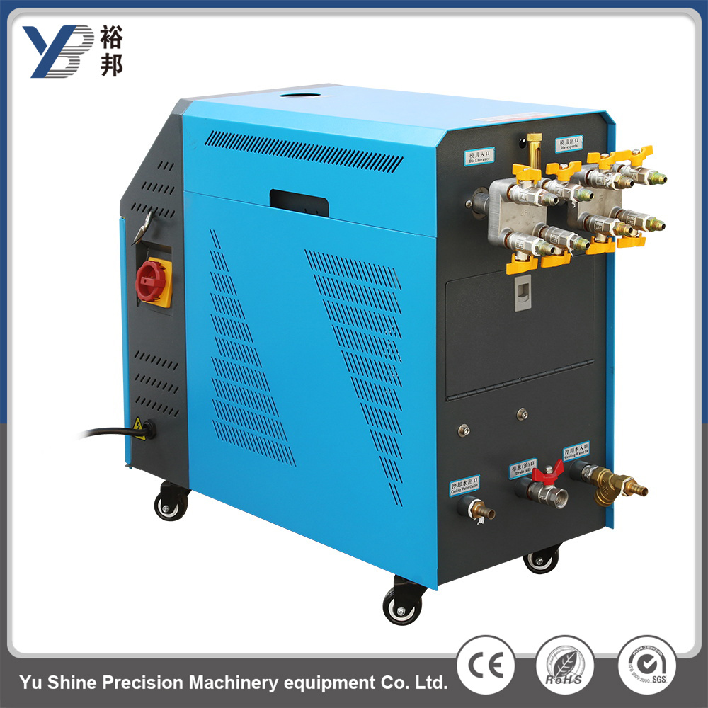 China Oil Heat Exchanger Pump Mold Temperature Machine - China Mold ...