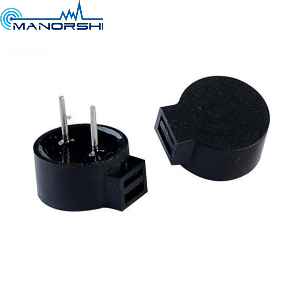 China Manorshi 10mm 86db Small Machine Transducer For Greeting Card
