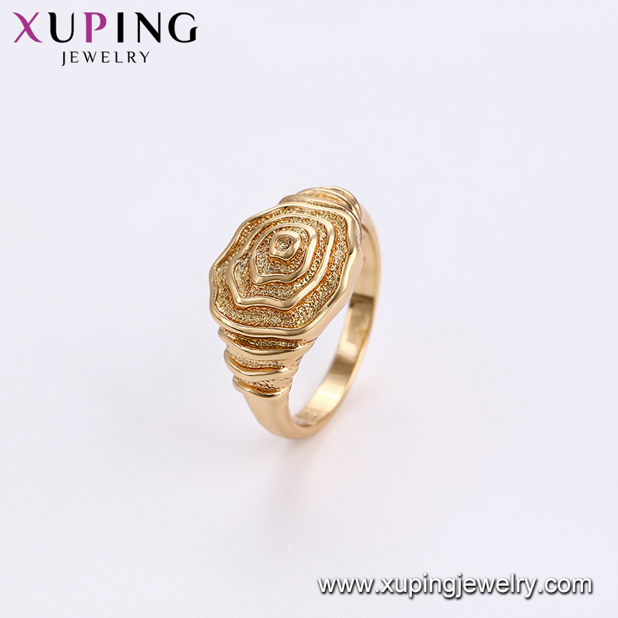 China 11353 Top Design Beautiful Crystal Gold Jewelry Finger Ring ...