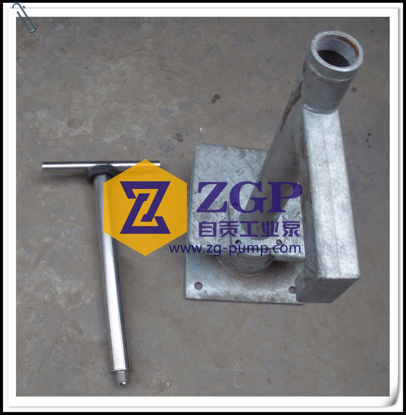 China Direct Action Manual/Hand Water Well Pump for Africa - China Shallow Well  Pump, Hand Pump