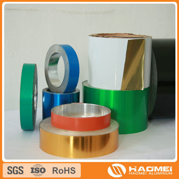 8011 h14 aluminium coil for closure pictures & photos