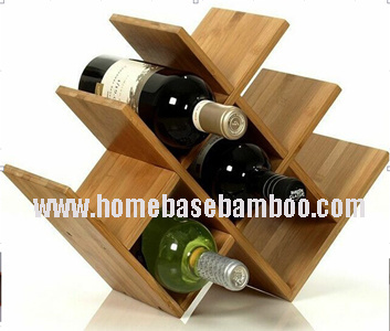 Astonishing China Modern Bamboo Wine Rack China Wine Rack Storage Rack Complete Home Design Collection Barbaintelli Responsecom