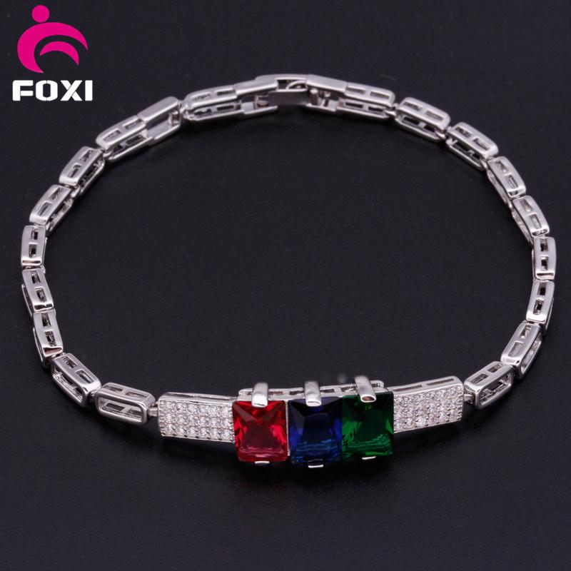 6f21424e1f32e [Hot Item] Newest Design 2016 Trends Friendship Bracelets Jewelry for Women