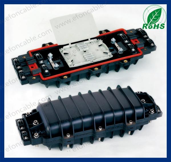 [Hot Item] 96fibra IP68 Underground 3m Fiber Optical Splice Closures (H009)