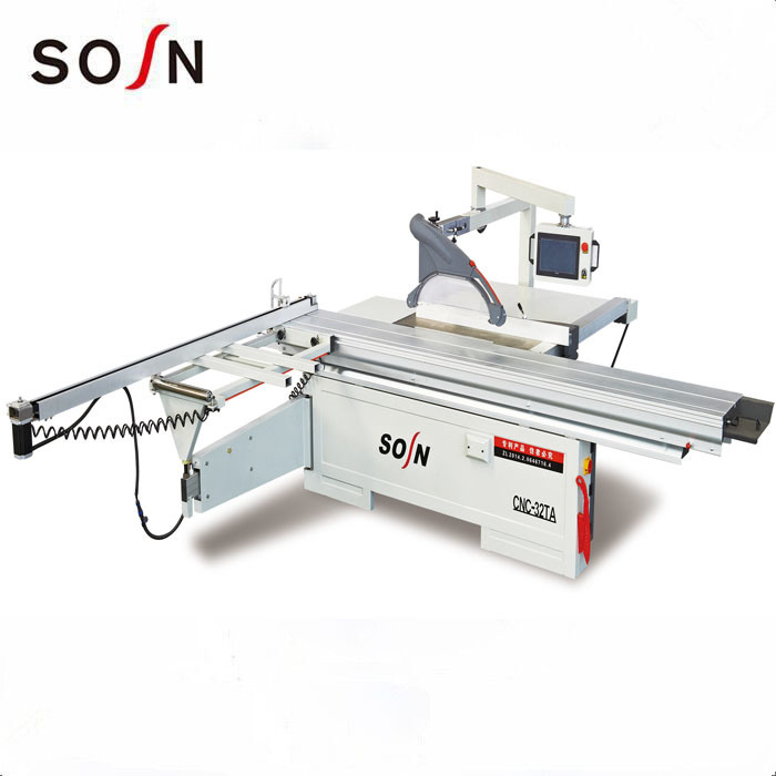 Panel Saw For Sale >> Hot Item Double And Thickness Precision Sliding Table Panel Saw For Sale