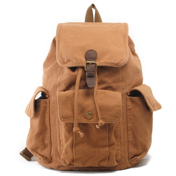 1ec7cde541 China Washed Canvas 100% Cotton Student Bag (RS-2106A) Photos ...