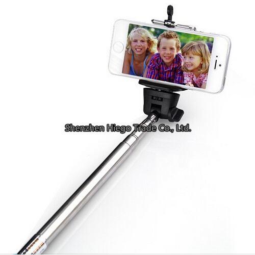 2017 Best Selling Bluetooth Selfie Stick Mobile Phone Accessories