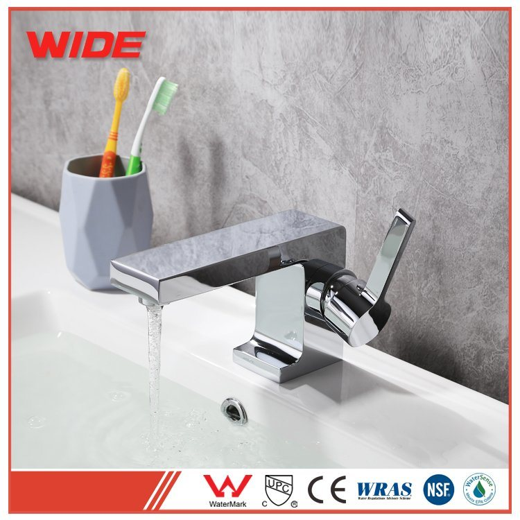 China Best Price Watersense Bathroom Faucet Brass, Basin Faucet ...