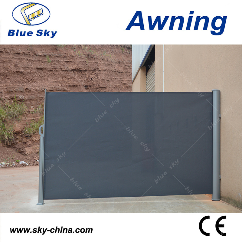 Garden Sunshade Aluminum Retractable Side Screen Awning (B700-1) pictures & photos