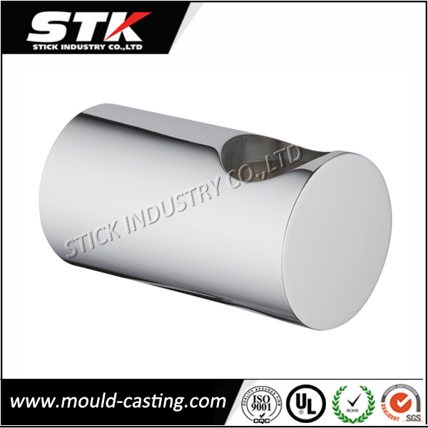 Chrome Plated Zinc Alloy Die Casting for Bathroom Faucet Accessories pictures & photos