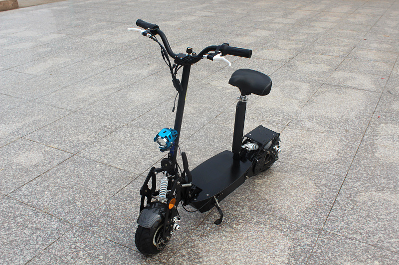 500W EEC Electric Scooter Foldable for Street Use (YC-0012)