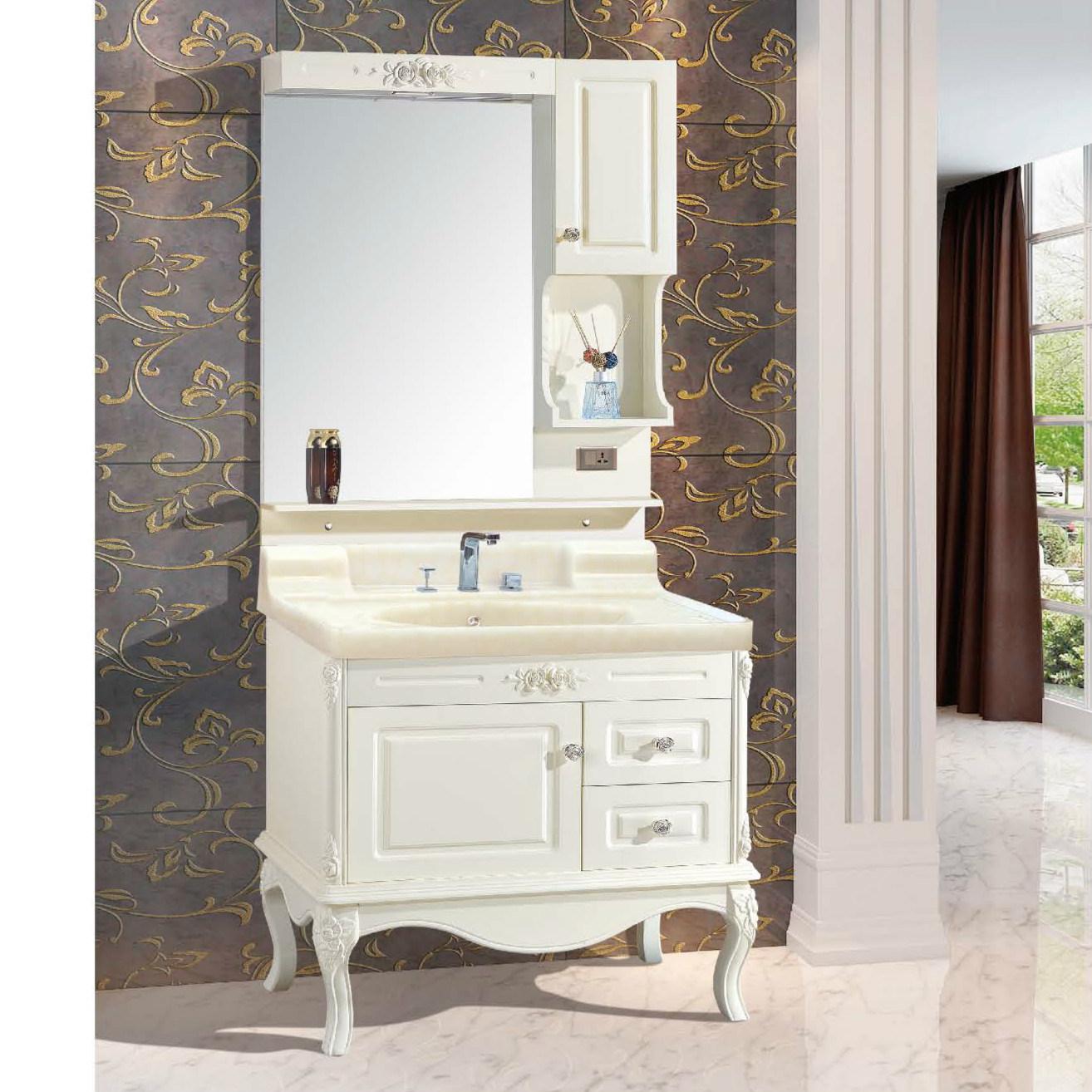 China European Style Bathroom Vanity