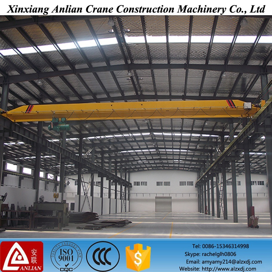 [Hot Item] Competitive Amazing Quality and Price Single Girder Overhead  Crane 5 Ton
