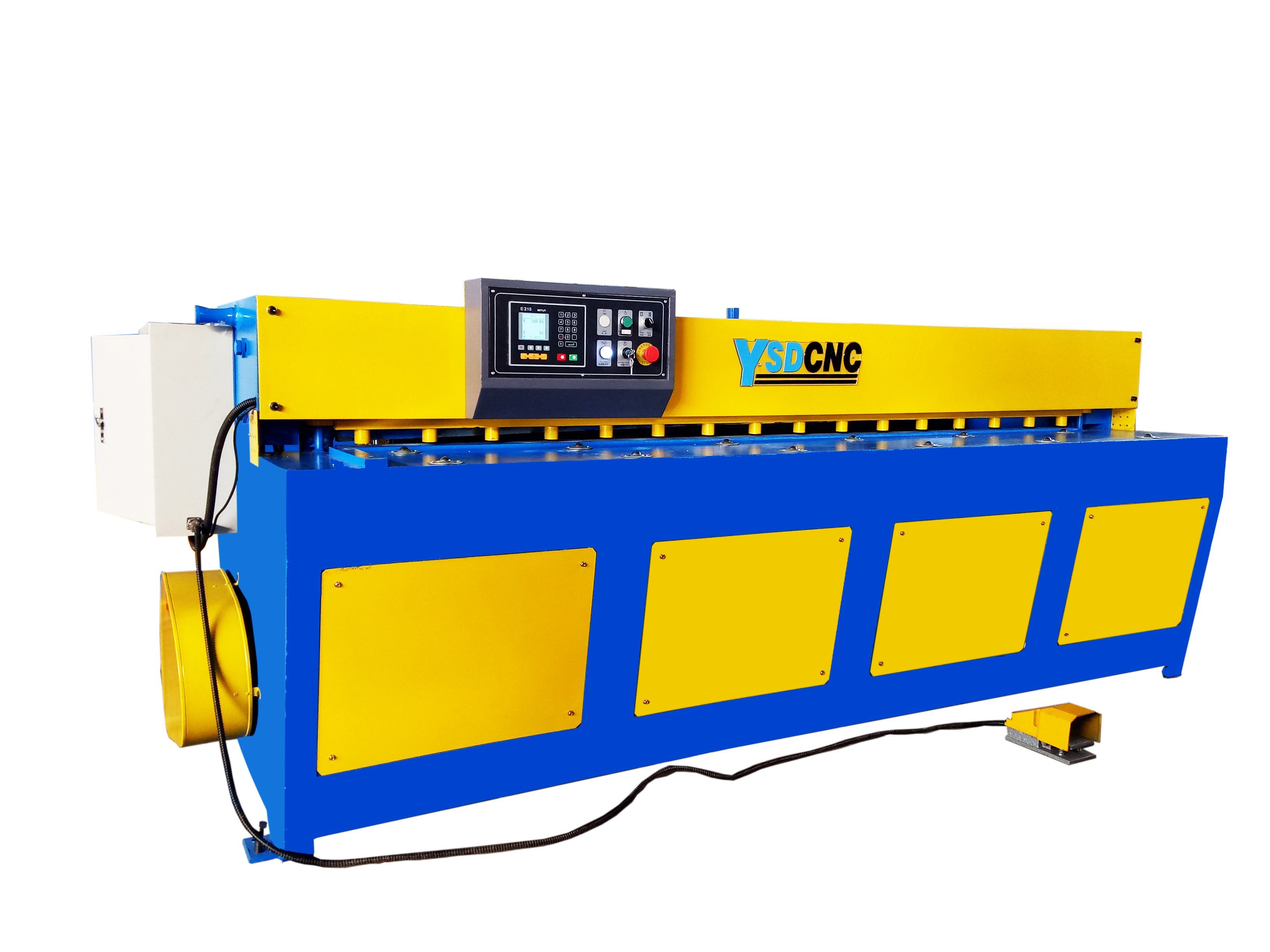 China Air Duct Q11 Electric Automatic Small Manual Foot
