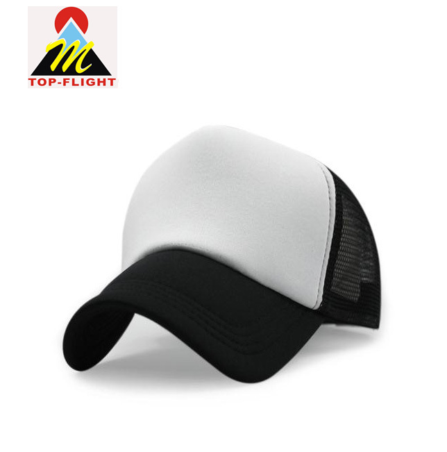 8a3a9d4c53472 China Promotional 5 Panel Polyester Foam Mesh Trucker Hats - China Custom  Hat
