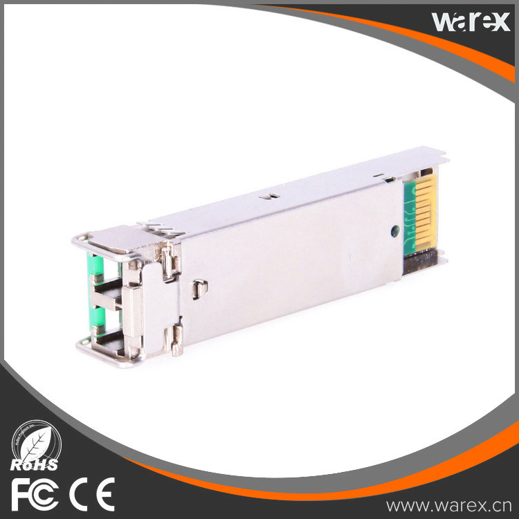 [Hot Item] Calix 100-01957 compatible 1000BASE SMF SFP 1550nmTx 1310nmRX  20km LC DOM transceiver module