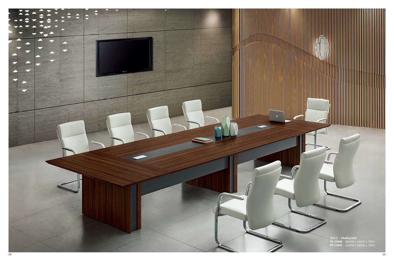 Modern Large Style Office Metting Table