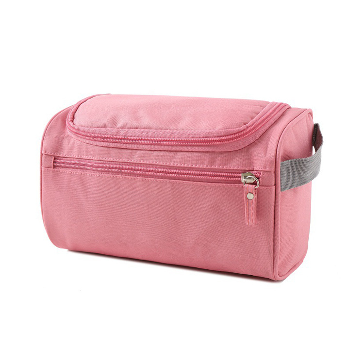 China Pink Hanging Toiletry Bag Travel