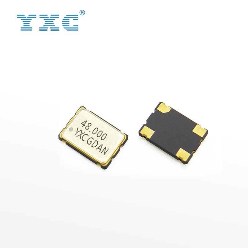 48MHz Crystal Oscillator