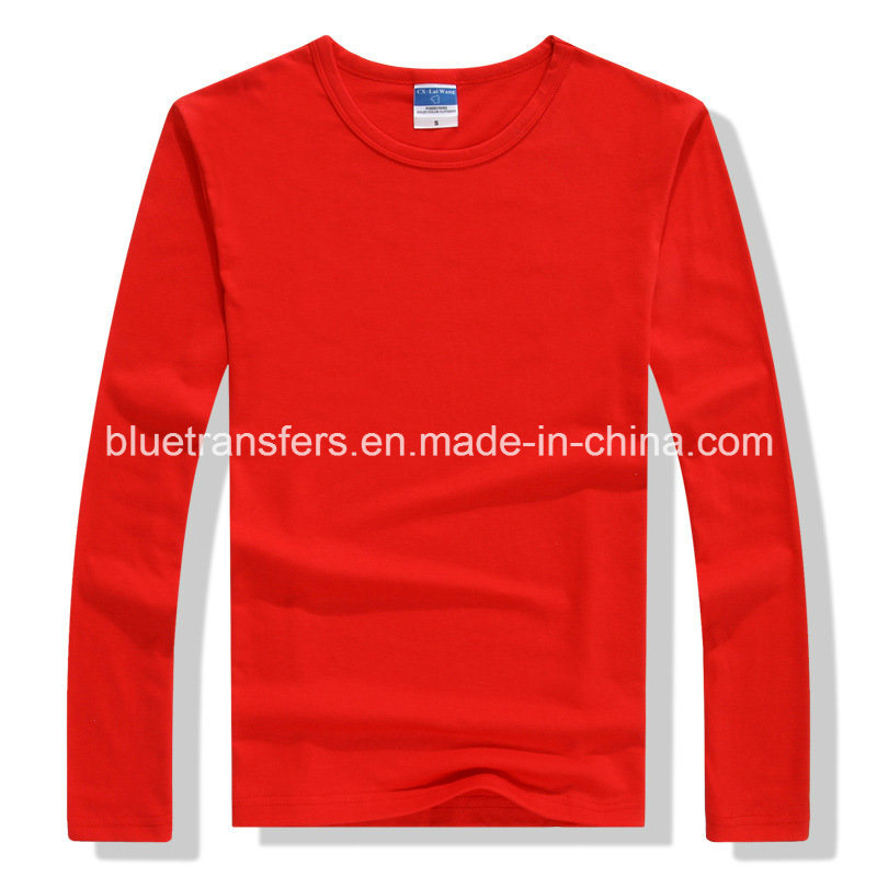 2394cdf2f China 220GSM 60% Cotton Long Sleeve Blank T-Shirts for Men - China Long  Sleeve T-Shirt, Men′s T-Shirts