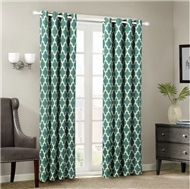 Hot Item 2015 China Latest Cheap Screen Printing Home Use Window Curtain Models