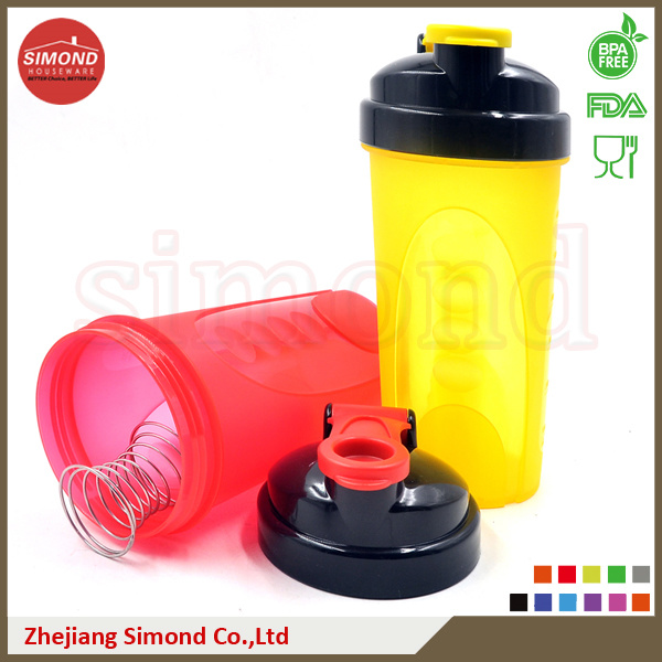 500ml New Arrival Classic Shaker Bottle (SB5006)