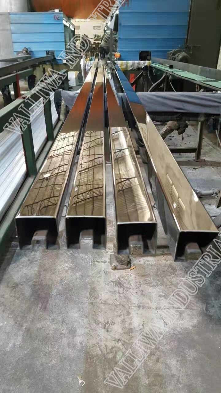 Stainless Steel Tube 202 pictures & photos